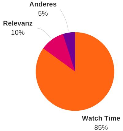 Der YouTube Algorithmus: Fluch und Segen zugleich