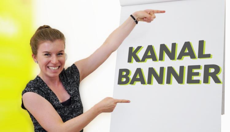 YouTube Kanalbanner – Aufbau & Design