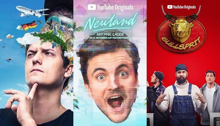 YouTube Originals: Das sind die ersten Eigenproduktionen für Deutschland