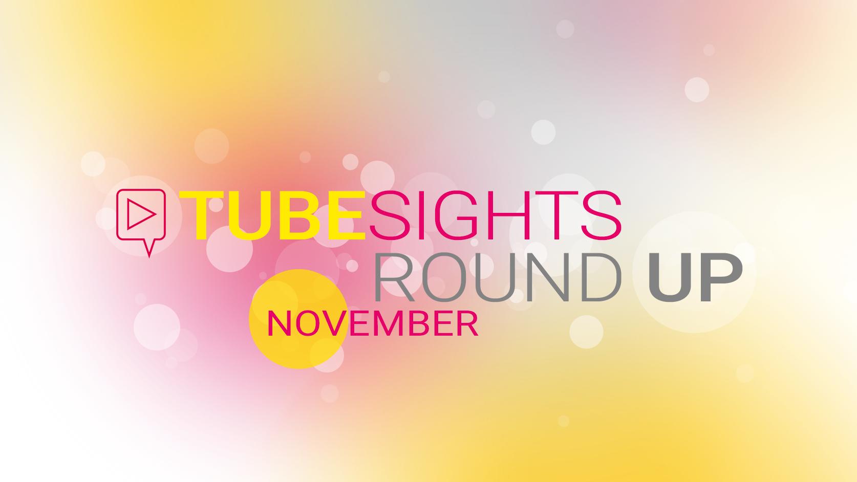 dcc6087c1b2 YouTube-Neuerungen ohne Ende – Tubesights Round Up  YouTube- und  Influencer-Marketing