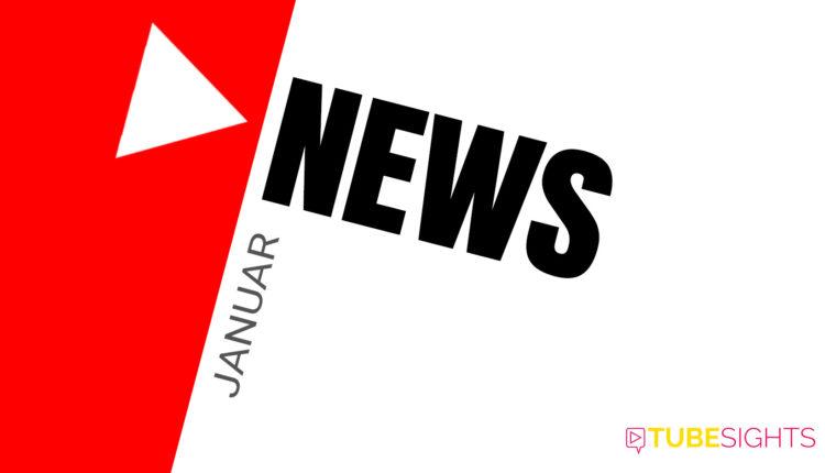 YouTube News im Januar: Aktualisierte Community-Guidelines und strengere Durchsetzung