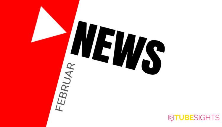YouTube News im Februar: Neues System für Community Guideline-Strikes und mehr